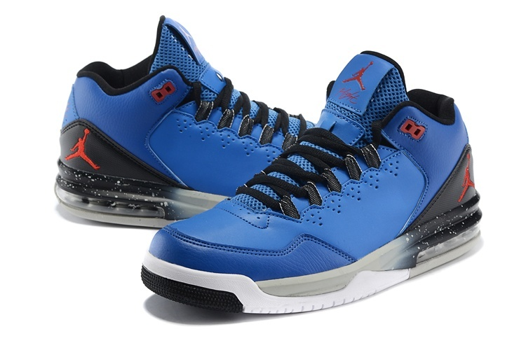2015 Air Jordan Flight Original 2 Blue Black Red Jumpman