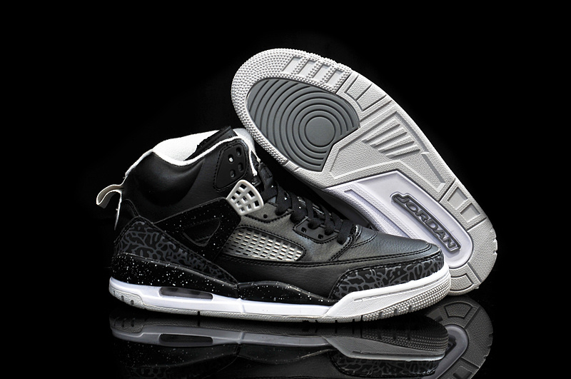 2015 Jordan 3.5 Black Shoes
