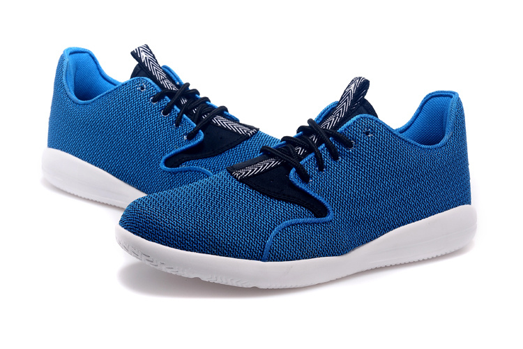 2015 Jordan Elipse Blue Black White Shoes