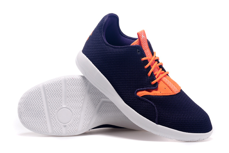 2015 Jordan Elipse Blue Orange White Shoes