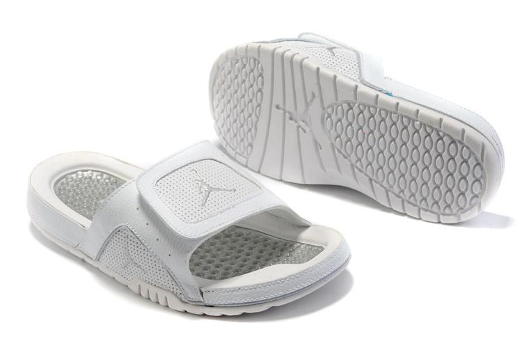 2015 Jordan Hydro 2 All White Sandal