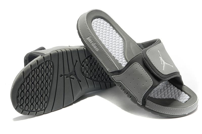 2015 Jordan Hydro 2 Black Red Sandal
