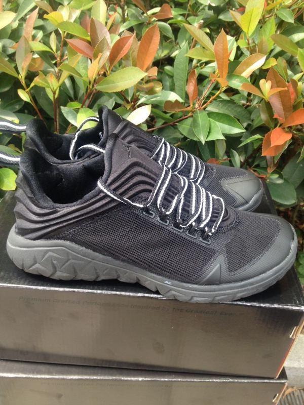 2015 Jordan Running Shoes All Black