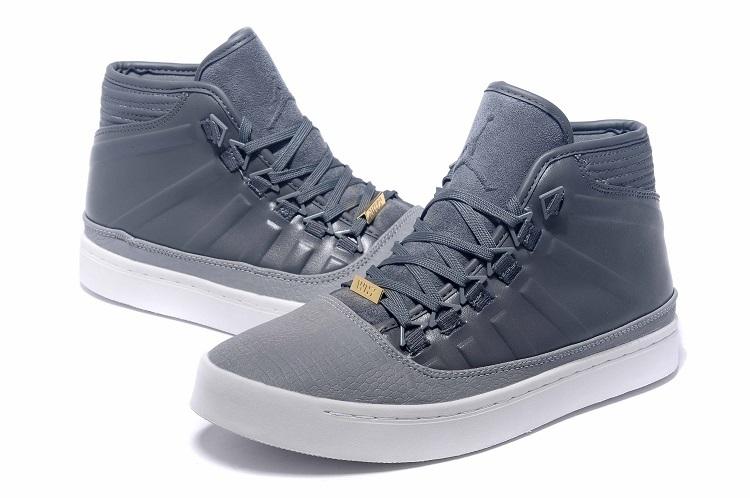 2015 Jordan Westbrook 0 1 Grey Shoes