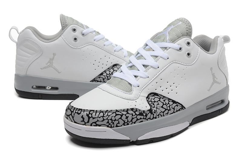 2015 Original Jordan Cement Grey White Grey Shoes