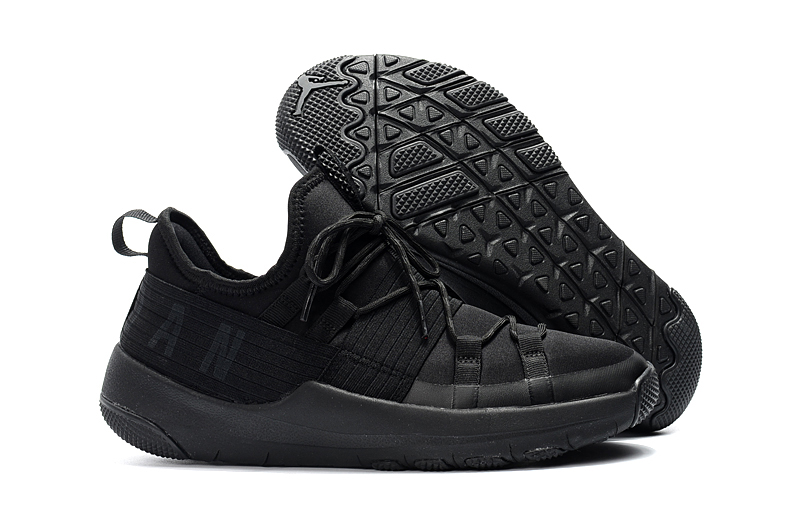 2018 Jordan Training Shoes All Black