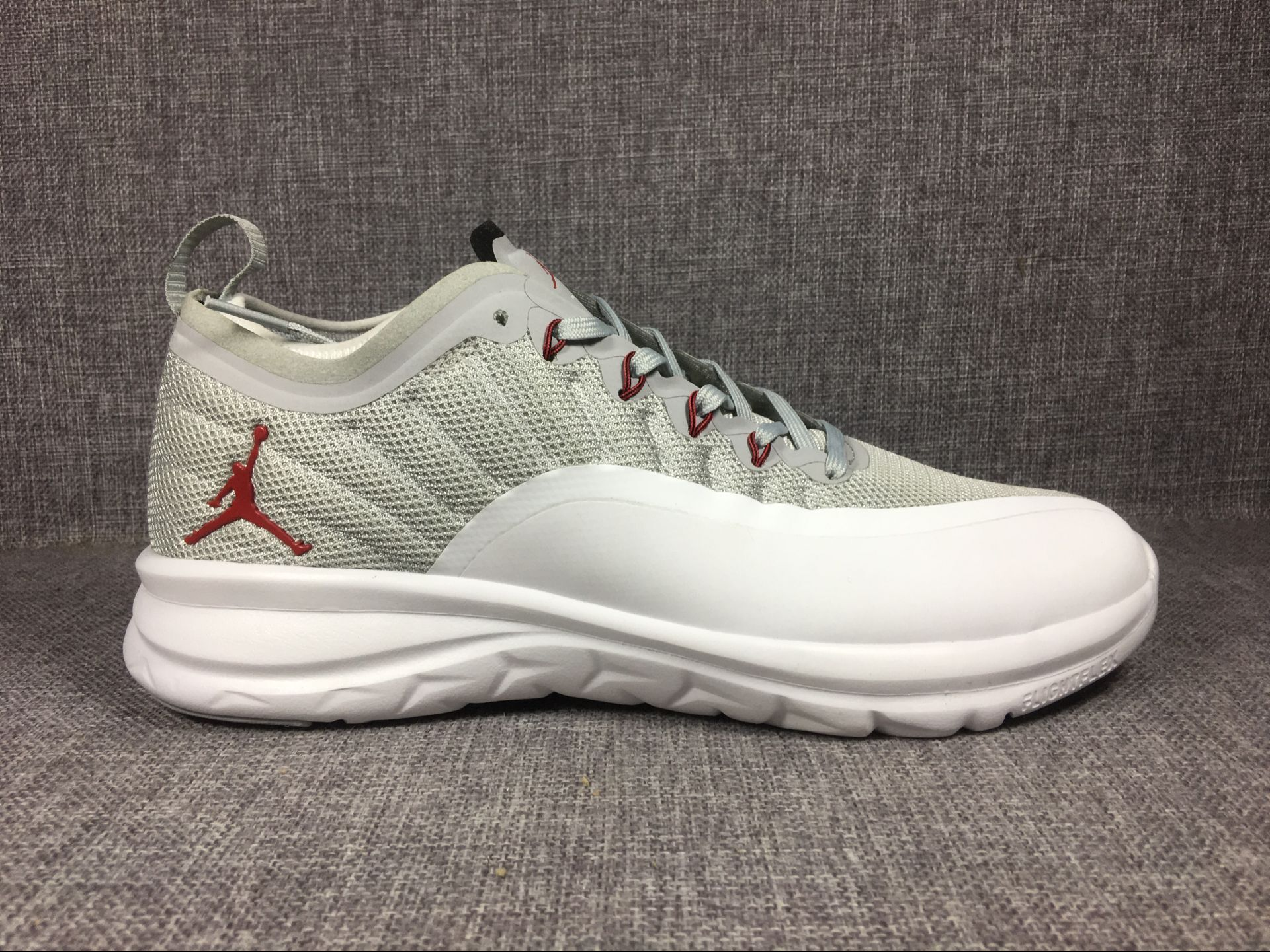 Air Jordan 12.5 Low Grey White Shoes