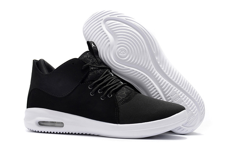 2018 Air Jordan Running Shoes Black White