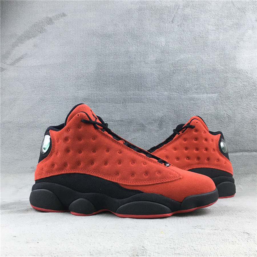 New Air Jordan 13 Reverse Bred Red