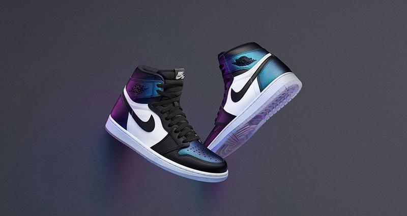 Air Jordan 1 All Star Chameleon Shoes