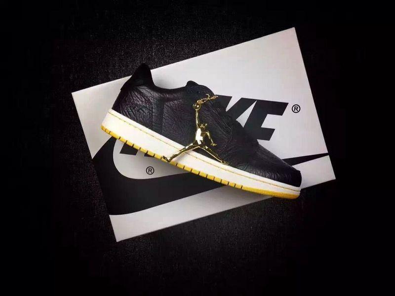 Air Jordan 1 Low NS Triple White Yellow Shoes
