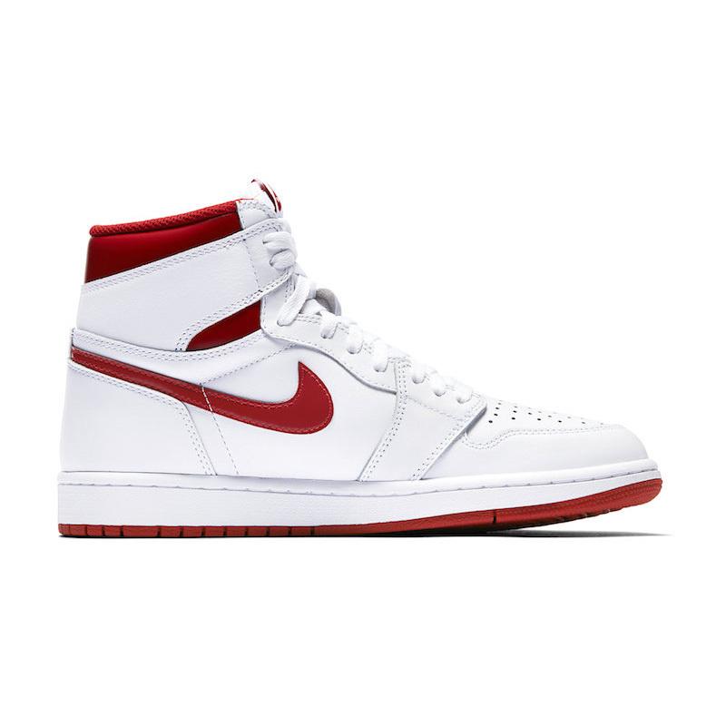 Air Jordan 1 OG Metallic Red Shoes