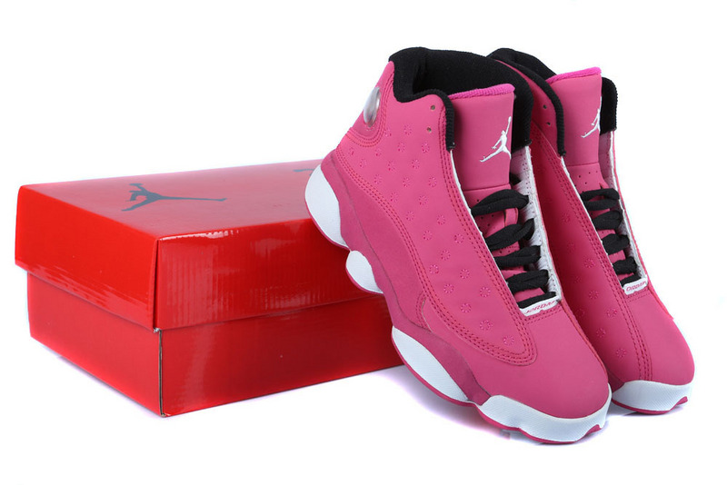 Air Jordan 13 GS Pink For Women