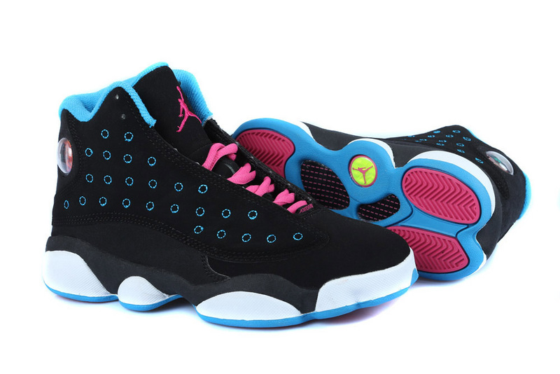 Air Jordan 13 GS Seaside For Women
