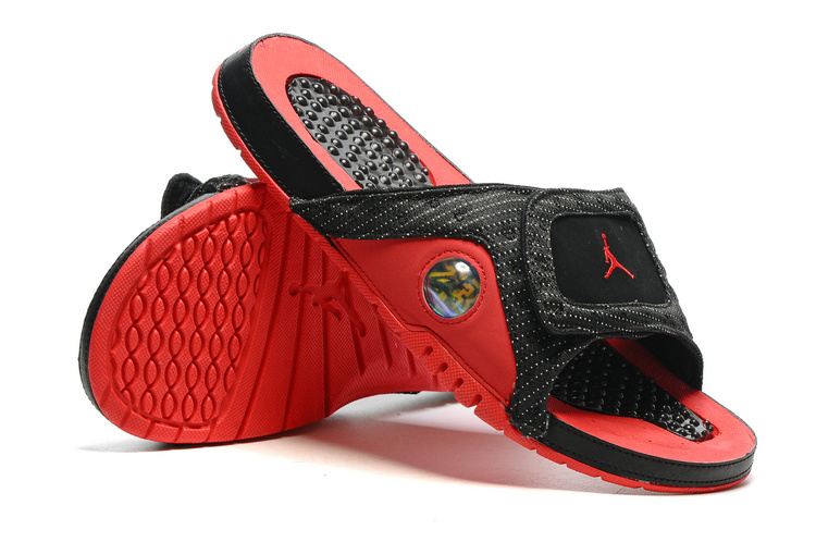 Air Jordan 13 Retro Hydro Black Red