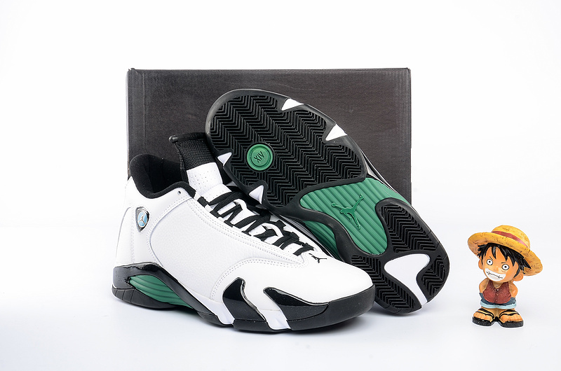 Air Jordan 14 Oxidized Green Shoes