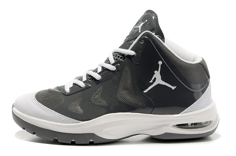 2012 Olympic Jordan Shoes Black White