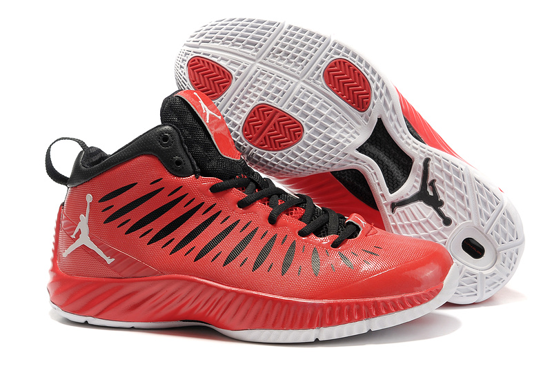 2012 Olympic Jordan Shoes Red White