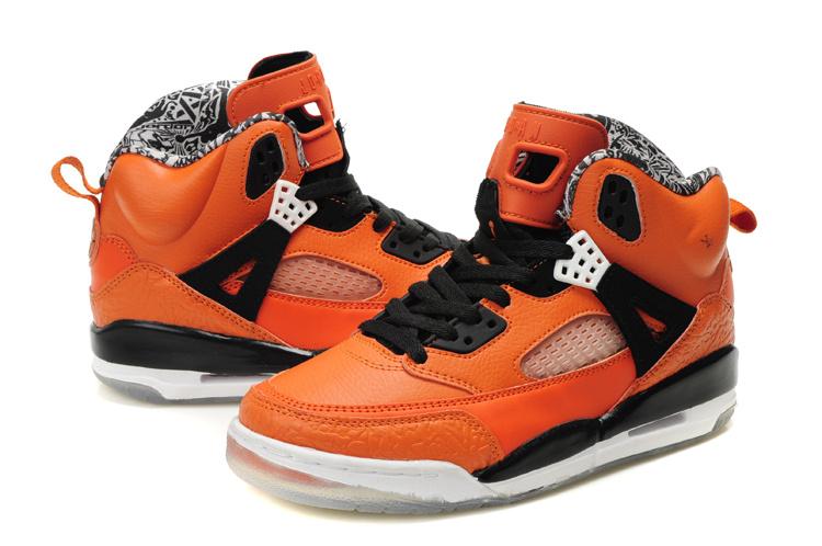 Air Jordan Shoes 3.5 Black Yellow