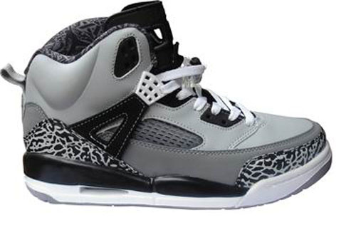Air Jordan Shoes 3.5 Grey Black