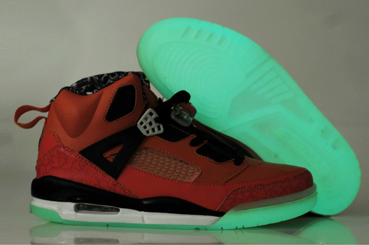 Midnight Air Jordan 3.5 Orange Black White Shoes