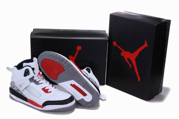 2012 Air Jordan 3.5 Reissue White Black Red Shoes