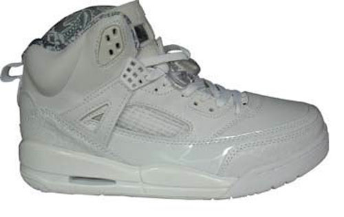Air Jordan Shoes 3.5 White