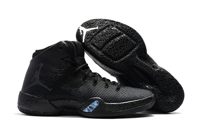 Air Jordan 30.5 All Black Shoes