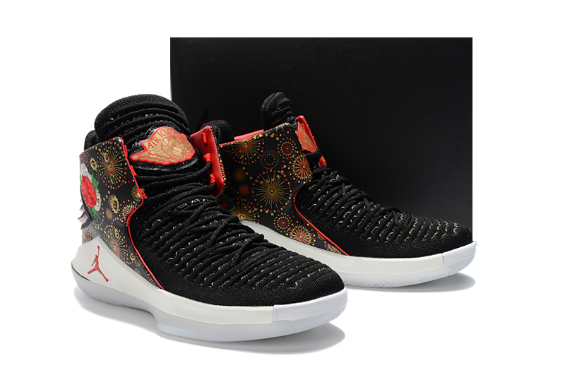 Air Jordan 32 Chinese New Year Shoes