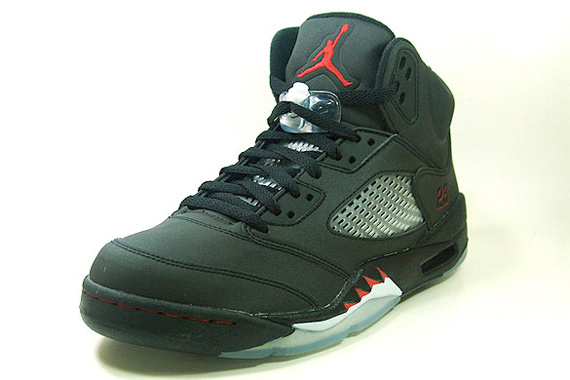 Featured Products - Air Jordans 5. Jordan 5 Retro Raging Bull Pack Varsity Black Shoes