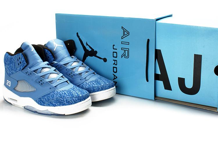 Jordan 5 Retro Classic Anniversary Blue