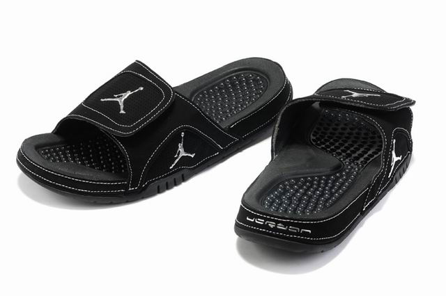Air Jordan Hydro 5 All Black