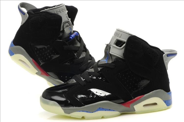 Midnight Air Jordan 6 Black