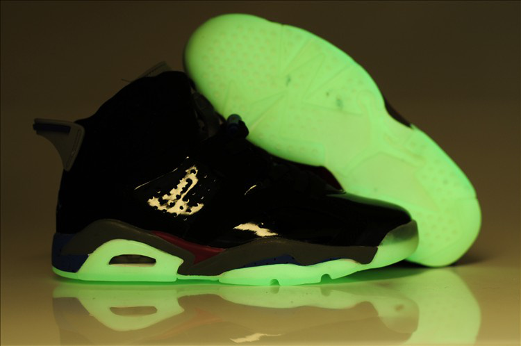 Midnight Air Jordan 6 Black