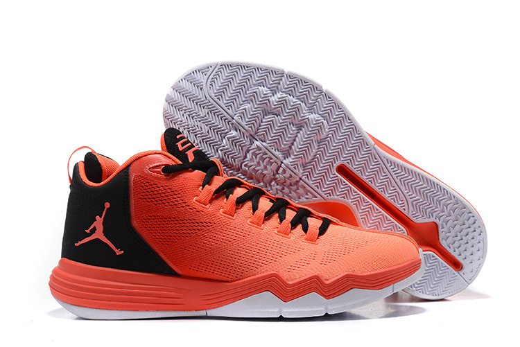 Air Jordan CP3 IX AE Red Black Shoes