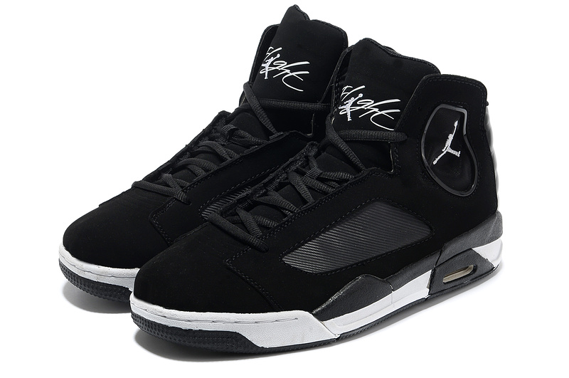 toutes les chaussures de jordans d'air - Air-Jordan-Flight-Luminary-Black-White-Shoes.jpg
