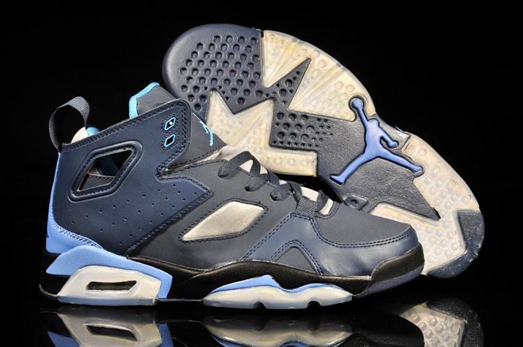 Air Jordan Fltclb '911 Black Blue White Shoes