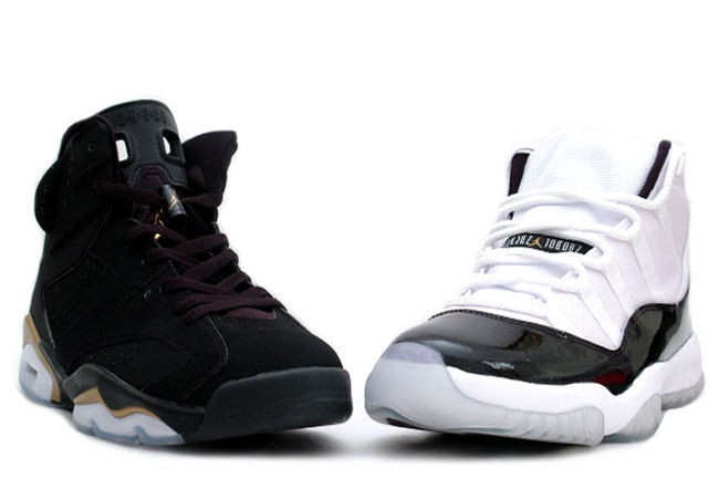 Air Jordan LE Defining Moments DMP Package Shoes