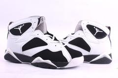 Jordan 7 Retro White Black
