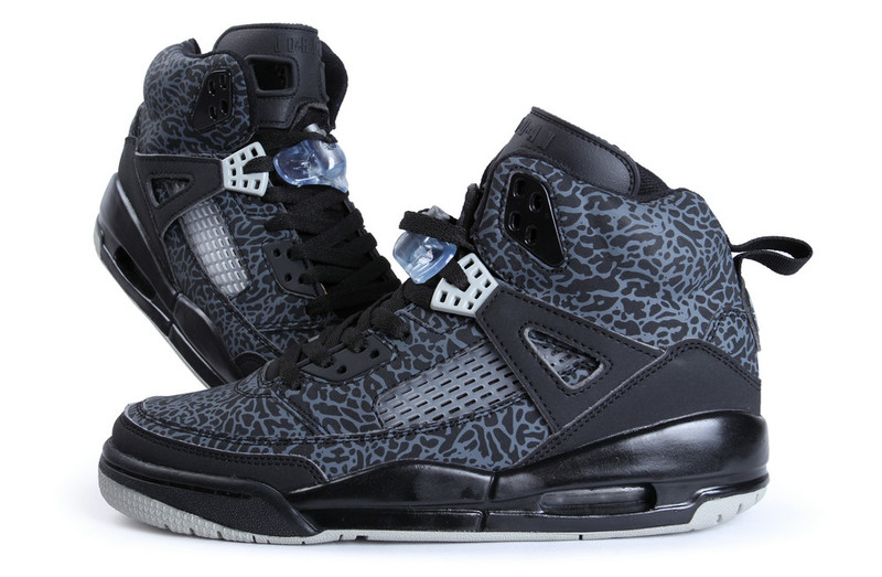 Air Jordan Spizike Black Shoes
