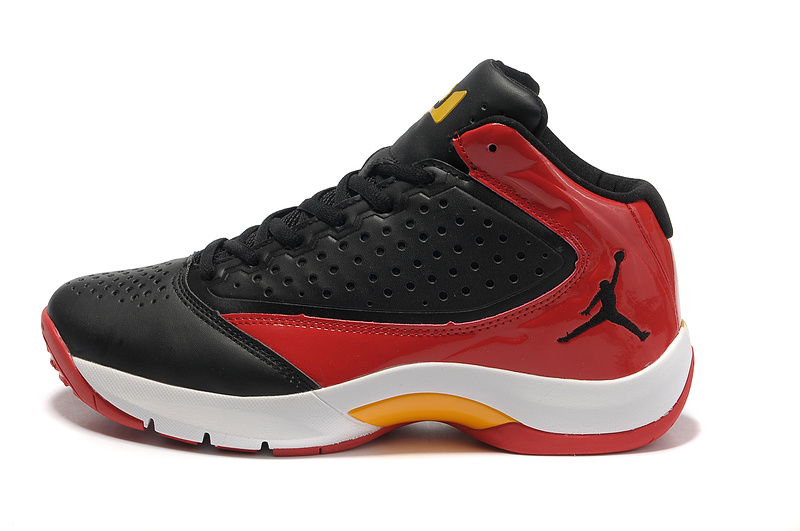 Classic Jordan Wade 2 Simple Edition Black Red White