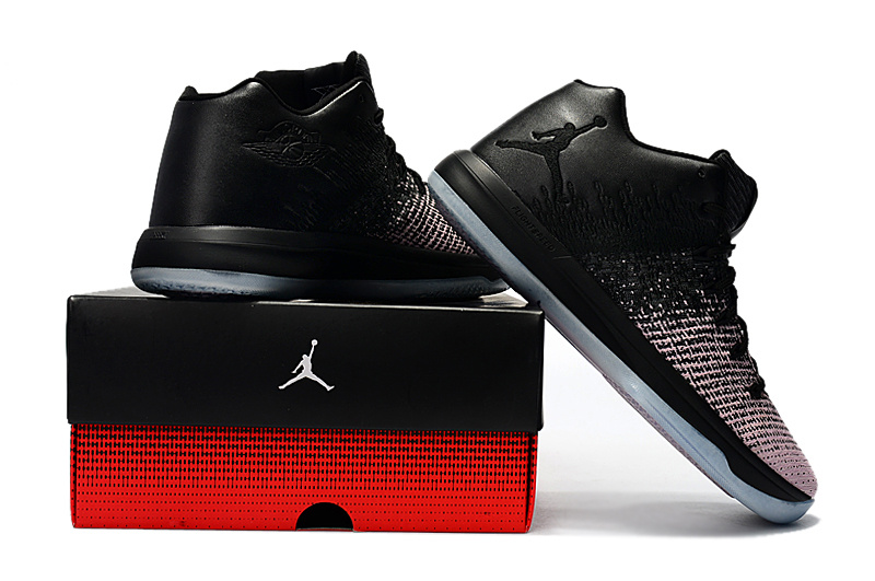Air Jordan XXXI Low Black Pink Shoes