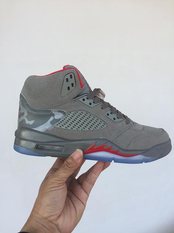 Bape x Trophy Room x Air Jordan 5 Shoes