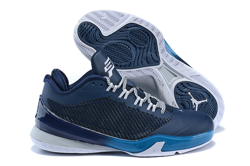 Blue White Jordan Flight Original 2 Shoes
