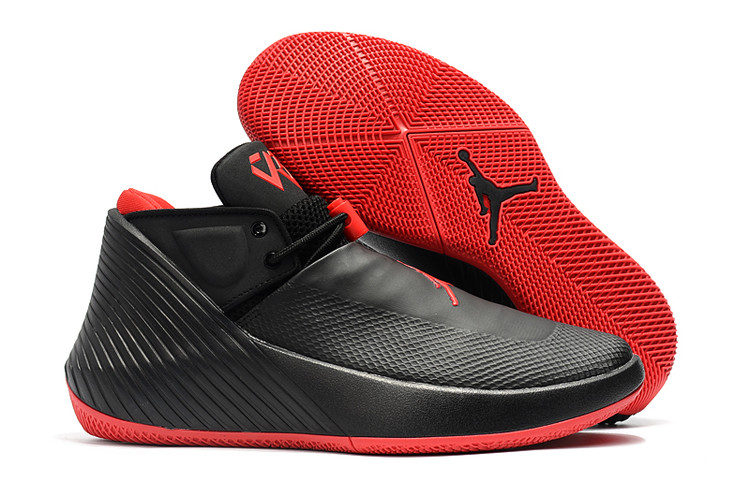 Jordan Why Not Zero.1 Low Black Red Shoes