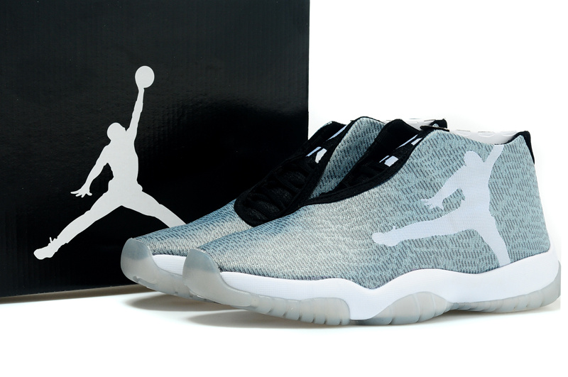 Air Jordan 29 Of Air Air Jordan Future Grey Black
