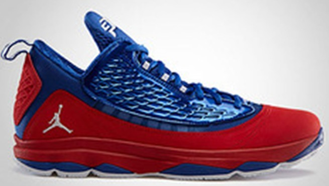 Jordan CP3 2 Blue Red Shoes
