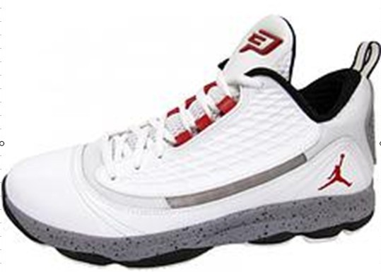 Jordan CP3 2 White Grey Shoes