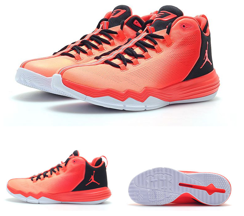 Jordan CP3 IX AE Red Black Shoes