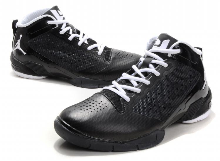 Classic Jordan Fly Wade II Black White